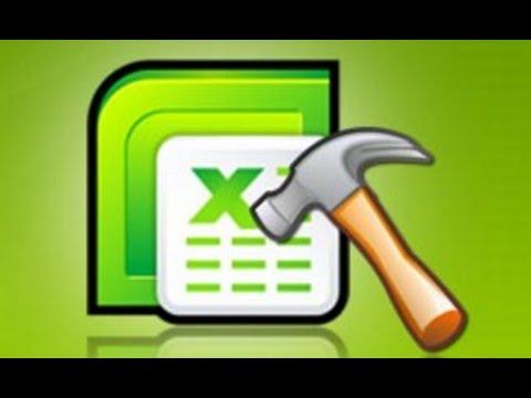 Восстановление XLSX документа средствами офис.