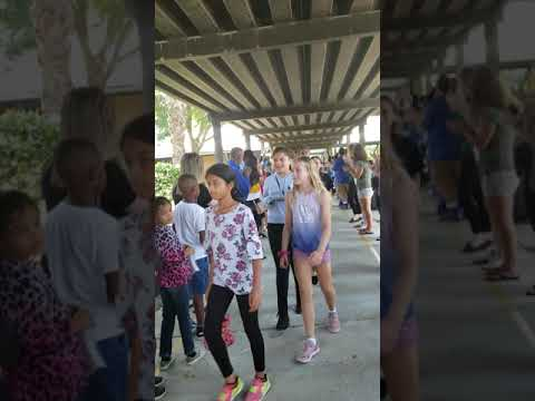 Goldsboro Elementary Magnet 5th Grade Clapout 5.28.19