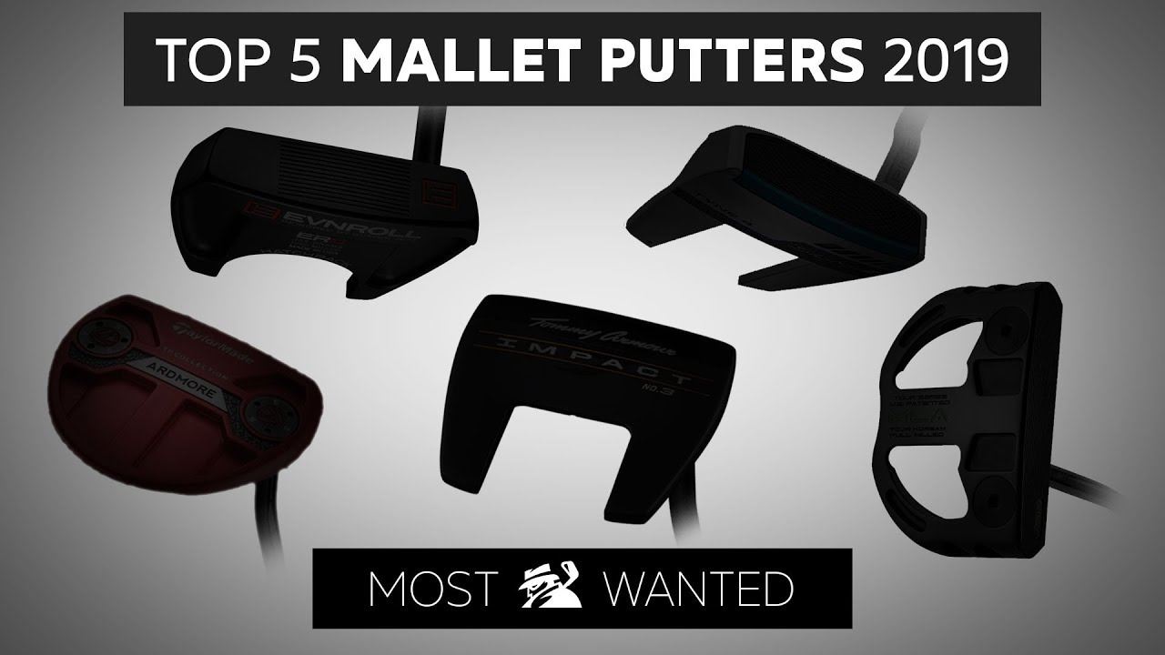 Best Mallet Putters 2020 Top 5 Mallet Putters 2019   YouTube