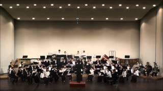 ミューズ交響吹奏楽団 第27回定期演奏会より 2014年2月22日(土)池田市...