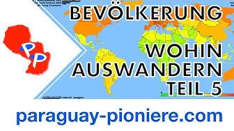 Wohin Auswandern? Mit offenen Karten analysiert. Teil 5: Sprachen, Religion, Bevölkerung, Deagel.com