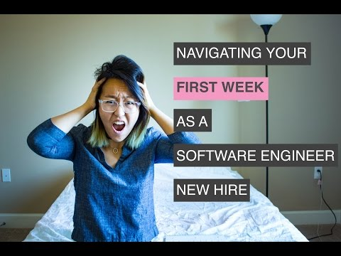 NAVIGATING YOUR FIRST WEEK AS A SOFTWARE ENGINEER NEW HIRE|PIPE_CHAR. Amy Codes