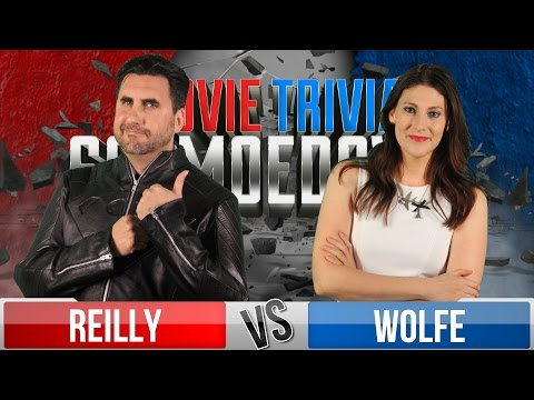 Movie Trivia Schmoedown - Mark Reilly Vs. Clarke Wolfe
