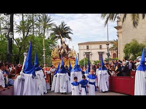La Borriquita por Cristina. Semana Santa Jerez 2019