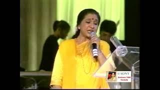 Aao Na Gale Lagao Na - Asha Bhosle Live in Concert