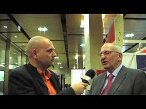 Pascal Couchepin en interview sur le Web en Suisse
