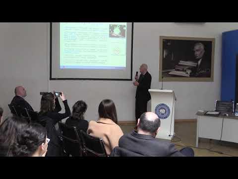 თენგიზ ცერცვაძის საჯარო ლექცია - ახალი კორონავირუსი