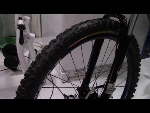 Kenda Kinetics + size mountain bike tire review