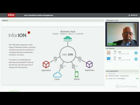 Infor CloudSuite Facilities Management