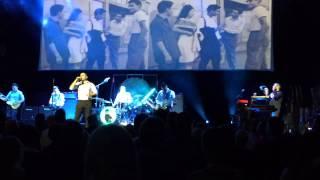 Morrissey - last 2 mins of Speedway - Sydney - Australia