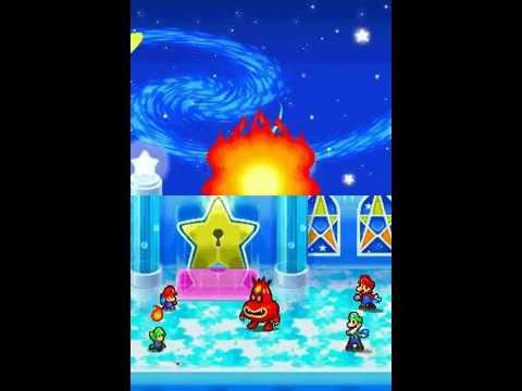 Mario And Luigi Partners In Time Elder Shrooboid