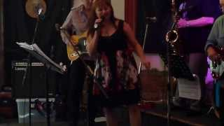 KERRIE   MEAN MISTREATER BLUES BAND MAR 2012