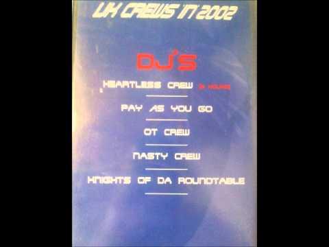Pay As You Go - UK Crews 2002