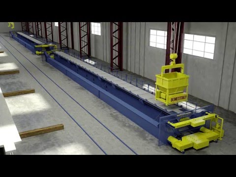 New 2016 Video - Concrete Machinery to Build the Future Together.