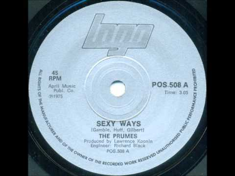 The Prumes - Sexy ways