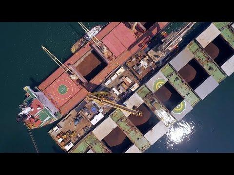 Oldendorff Transshipment - Trinidad