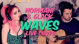 Baixar Normani & 6LACK - Waves (Live Cover)