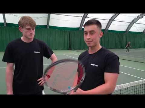 Tennishead racket reviews: Wilson Clash - Tennishead
