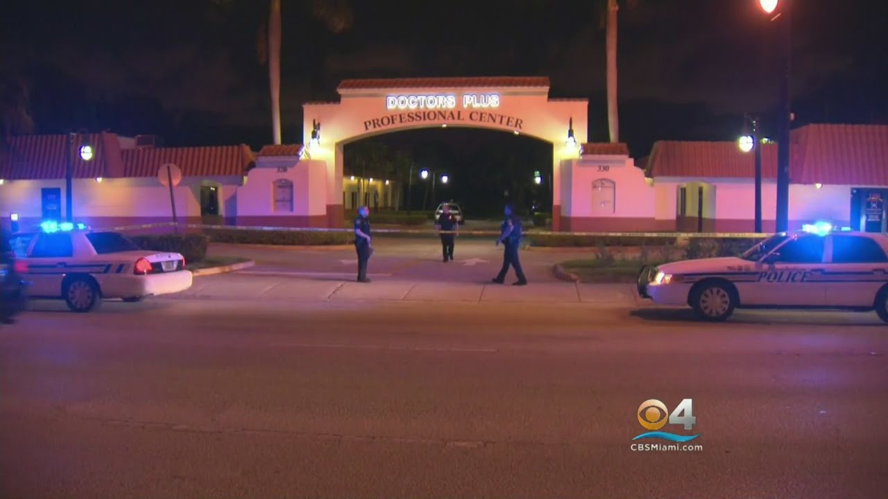 Police: Fight Ends In Plantation Officer-Involved Shooting ...