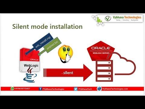 Oracle WebLogic 12.2.1.2.0 Quick installation on Vagrant Ubuntu box