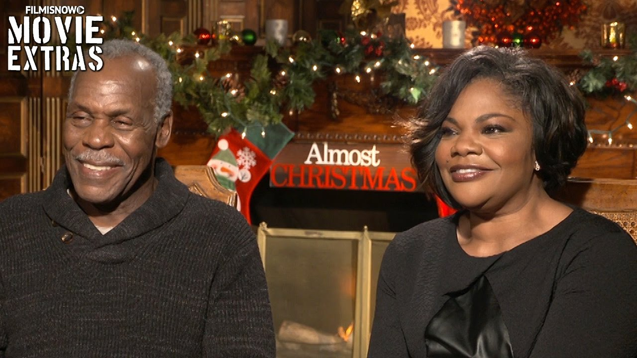 Almost Christmas Movie.Almost Christmas 2016 Danny Glover Mo Nique Talk About Their Experience Making The Movie