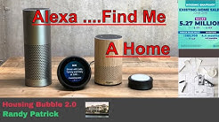 Housing Bubble 2.0 - Amazon Enters Into US Housing Market - June Existing Home Sales