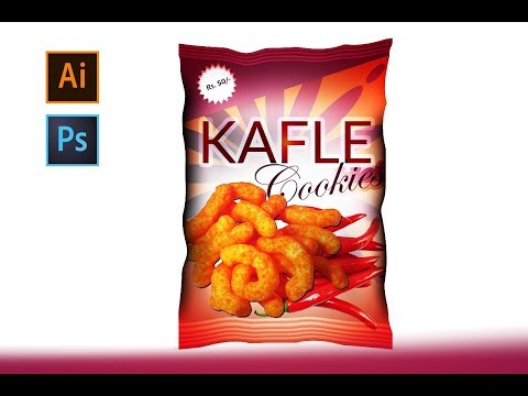 Package Design in Adobe Illustrator and Photoshop Mp3