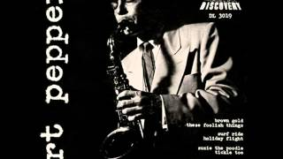 Art Pepper Quartet - Tickle Toe