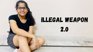 Illegal Weapon 2.0 | Street Dancer 3D| Dance Cover | Harsha Khatri Choreography