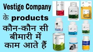 Vestige Products kon konsa bimari me use hota he / Vestige productsकिस बीमारी में काम आते है