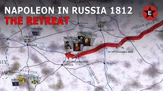 Napoleon's Retreat from Moscow 1812