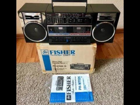 Магнитола Fisher PH-W702K