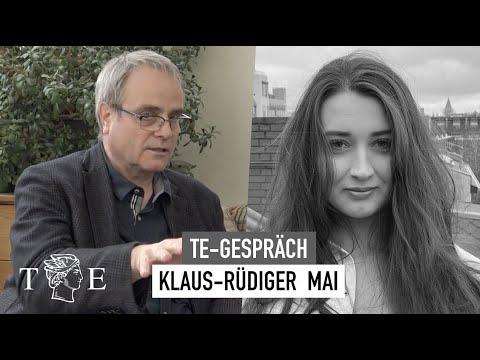 """TE-Interview: Klaus-Rüdiger Mai: """"Unsere Kultur leidet scheinbar an einer Autoimmunerkrankung"""""""