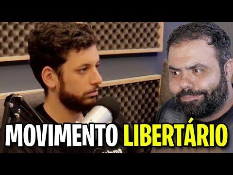 RAPHAËL LIMA IDEIAS RADICAIS FALA SOBRE O MOVIMENTO LIBERTÁRIO