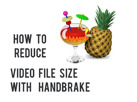 SIZE FILE REDUCE HOW TO OF A