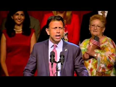 A Delusional Bobby Jindal Announces He's Running For President as he wrecks the state of Louisiana