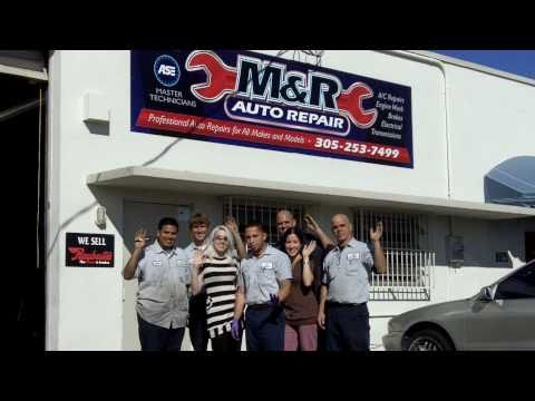 M&R Auto Repair – Miami, FL