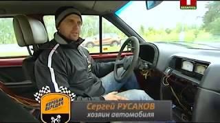 Электромобиль своими руками из Citroen AX.  Коробка передач