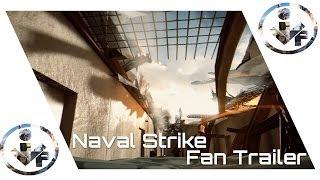 Battlefield 4 Naval Strike Carrier Assault Fan Imagined Trailer BF4 PS4