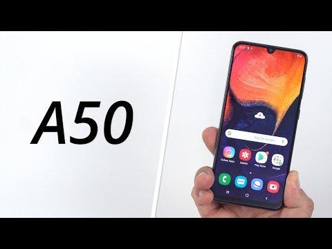 Samsung Galaxy A50: Ausführliches Unboxing, Einrichtung & Erster Eindruck | Deutsch