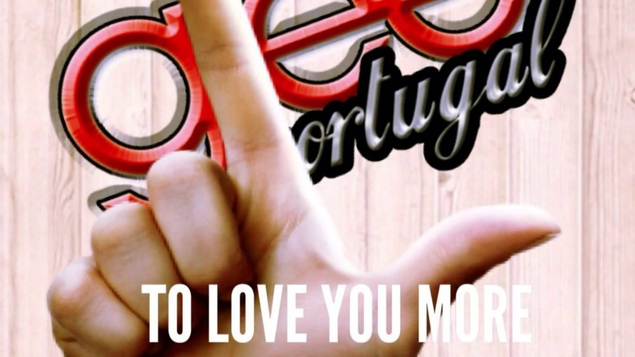 Glee cast to love you more download