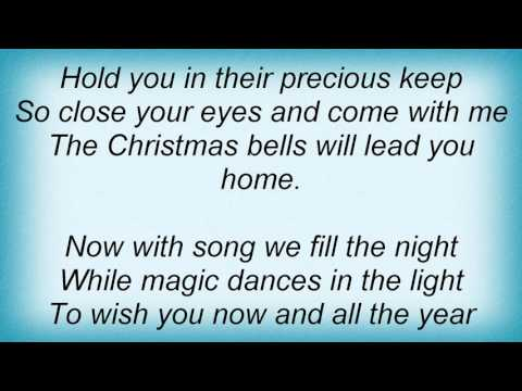 loreena mckennitt song the christmas bells
