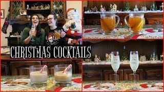CHRISTMAS COCKTAILS | Countdown to Christmas