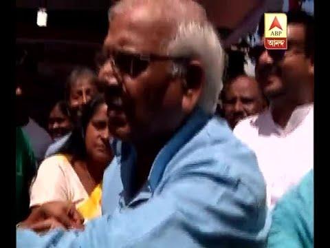 sujan chakraborty celebrates Rakhi bandhan, slams BJP