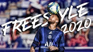 Neymar Jr ● Best Freestyle Skills ● 2019/20 | HD