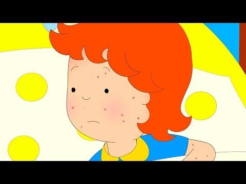 Caillou gets Sick  Fun for Kids  Videos for Toddlers  Full Episode  Cartoon Movie  Cartoon