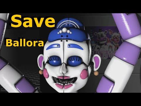 [FNAF SFM] Five Nights at Freddy's Sister Location - Save Ballora