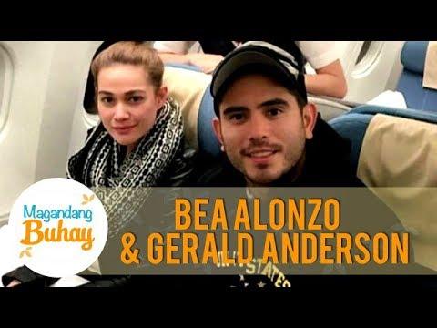 Gerald On His Girlfriend Bea: Yung Pagiging Supportive Niya Talaga Walang Kapalit | Magandang Buhay