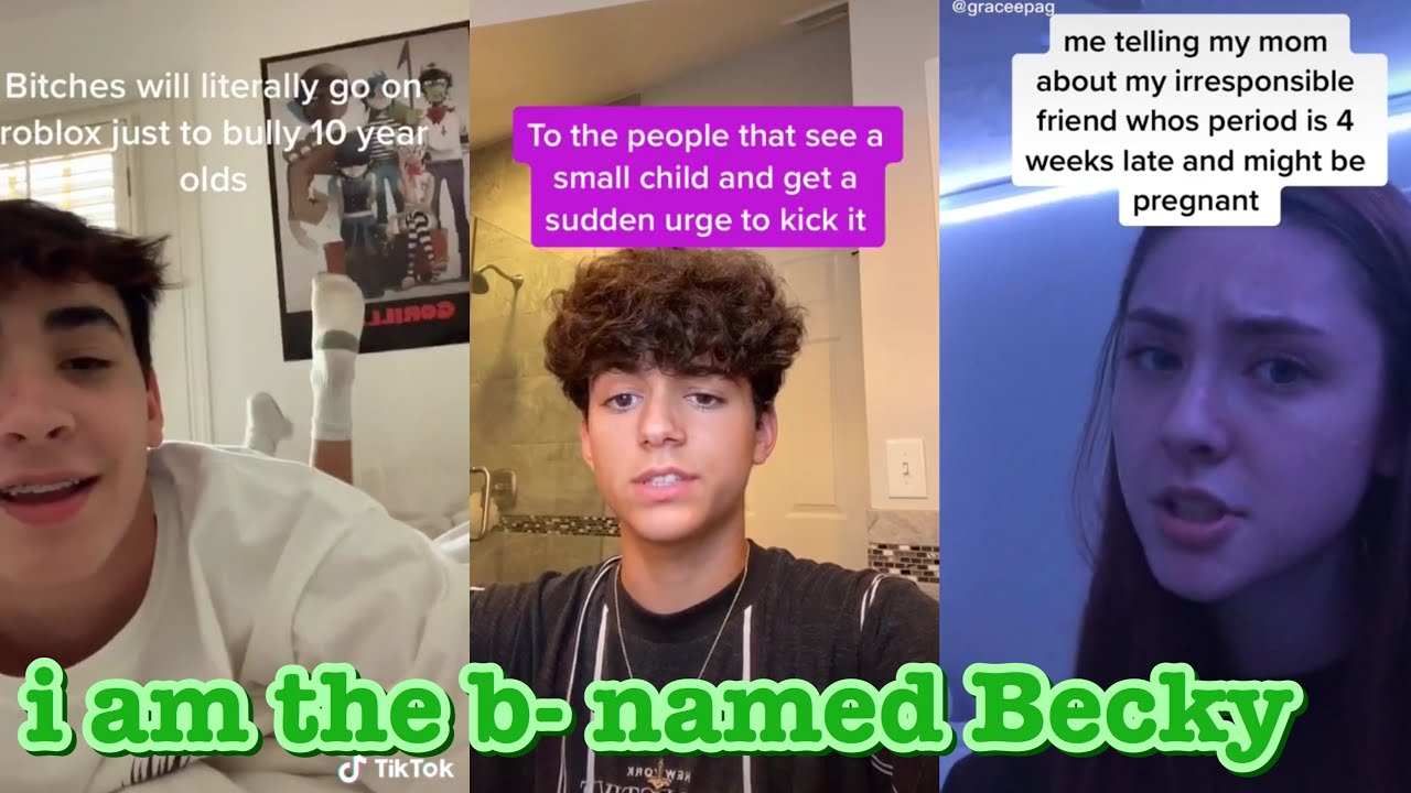 Download i am the b- named Becky~tik tok
