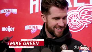 Detroit Red Wings Coca-Cola Post Game Comments | 2/18 MTL